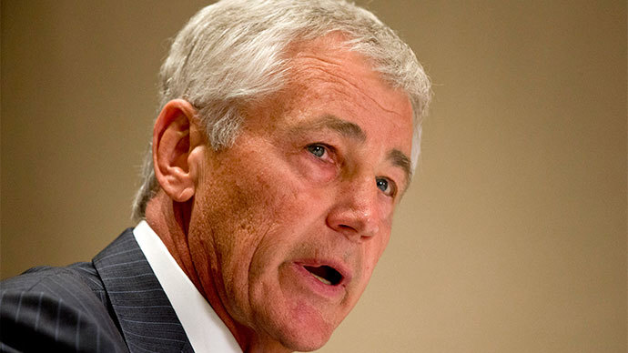 US Secretary of Defense Chuck Hagel.  (Reuters / Jacquelyn Martin)