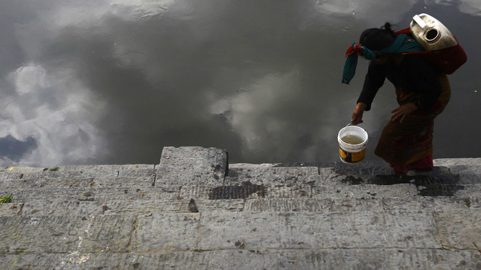 Water scarcity by 2030: True for every second person on earth, UN says