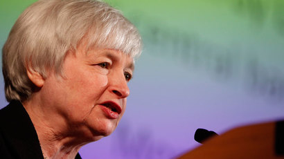 Janet Yellen.(Reuters / Robert Galbraith)