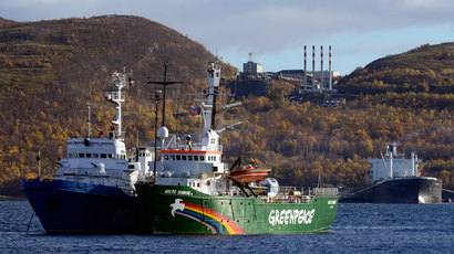 Arctic Sunrise case: Russia to boycott intl maritime tribunal over Greenpeace arrests