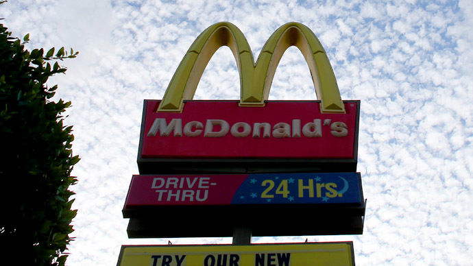 McDonald's employee arrested for confronting CEO on low wages