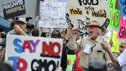 'March Against Monsanto': LIVE UPDATES