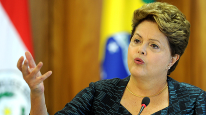 Brazil to press for local Internet data storage after NSA spying