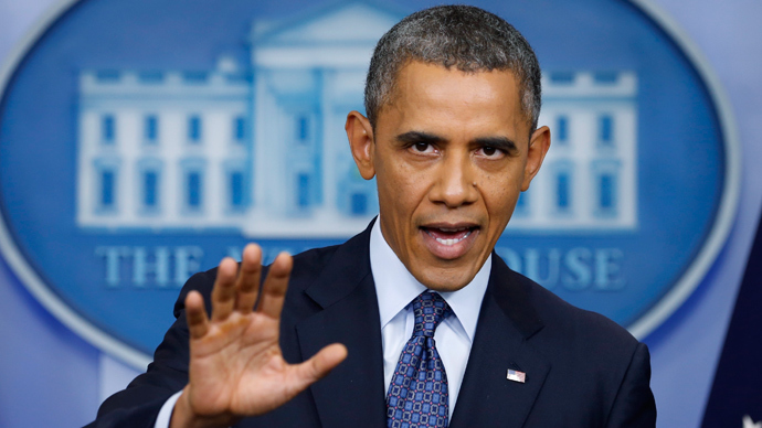 No compromise: Obama refuses to raise debt ceiling for 6 weeks