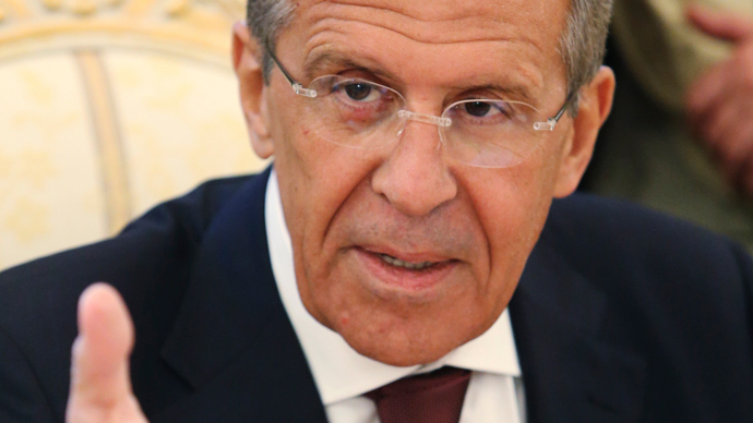 Foreigners train Syrian rebels in Afghanistan to use chem weapons - Lavrov