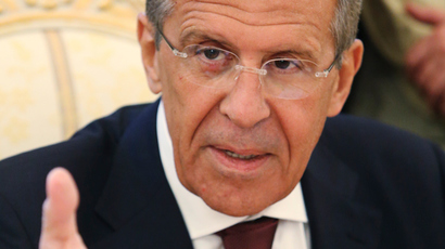 West can't get Syrian opp to peace talks, blames Russia - Lavrov