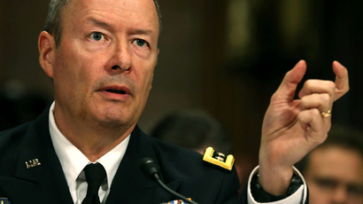 Gen. Keith Alexander, Director of the National Security Agency (Mark Wilson / Getty Images / AFP)