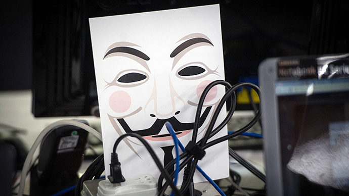Anonymous members arraigned in 'Operation Payback' case