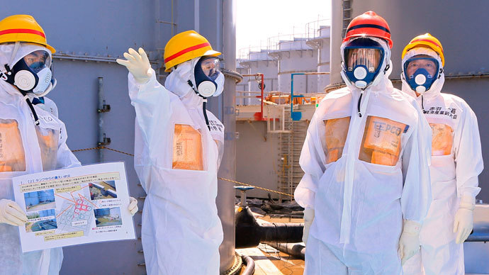 Fukushima cleanup workers' radiation feared 20% higher