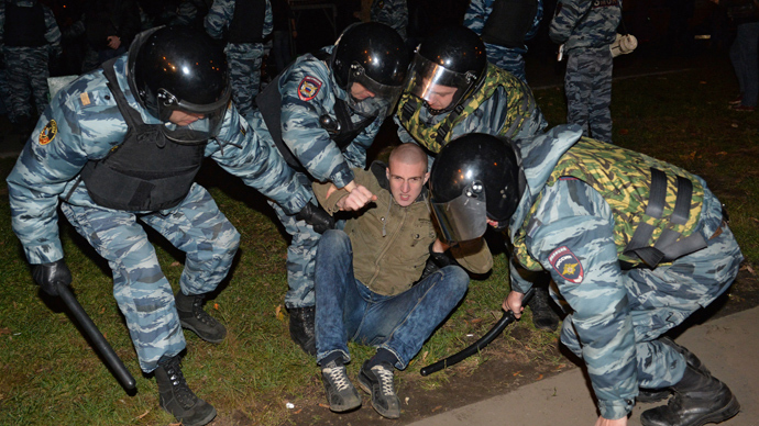 Moscow anti-migrant riot: TIMELINE