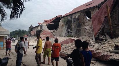 6.5 magnitude earthquake strikes off Mexico coast