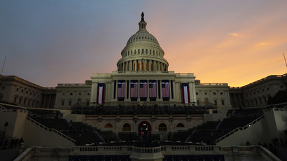 The US Capitol (AFP Photo / Jewel Samad)