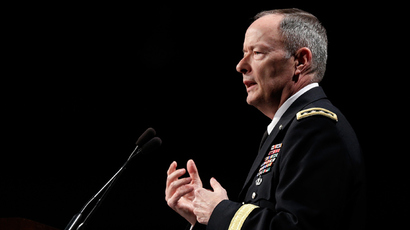 Army Gen. Keith Alexander, commander of U.S. Cyber Command, director of the National Security Agency and chief of the Central Security Service (AFP Photo / Win McNamee)
