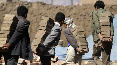 Modern-day slavery a $150bn-a-year business – UN report