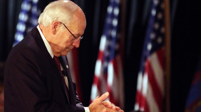 Former Vice President Dick Cheney (Bruce Bennett/Getty Images/AFP)
