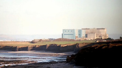 Hinkley Point C nuclear power station (Photo from wikipedia.org)