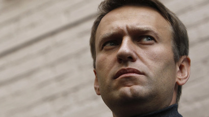 Leading Russian bank sues newspaper over Navalny connection claims
