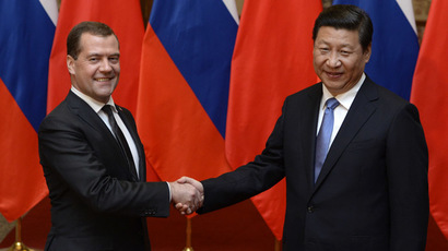 Russia: Historic 30-yr gas deal with China set to be signed next week