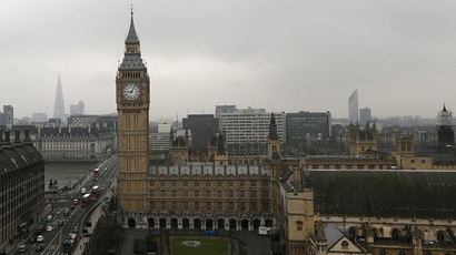 The Houses of Parliament in London (Reuters/Stefan Wermuth)