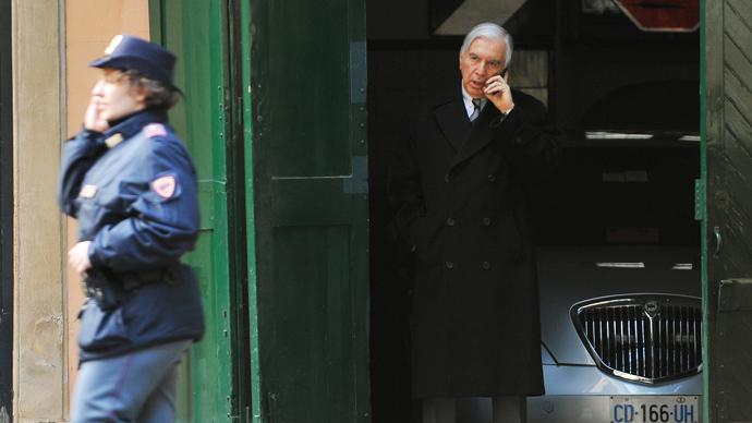 AFP Photo / Andreas Solaro