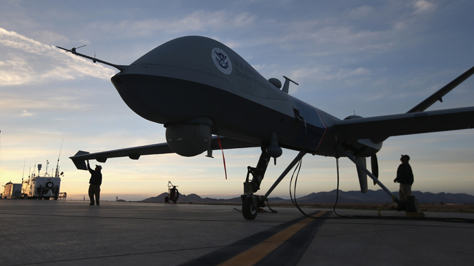 US 'strongly disagrees' with drone strike reports that allege possible war crimes