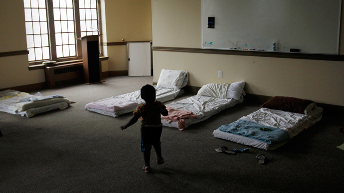 K-12 student homelessness in US hits record high - report