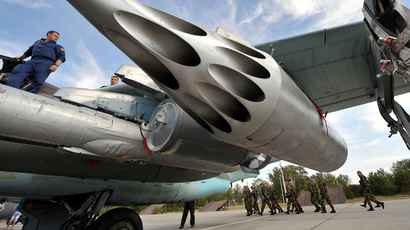 Fifth Russian 5G fighter jet prototype takes wing