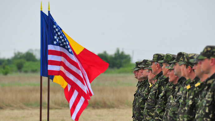 US, Romania break ground on missile defense system