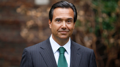 Lloyds Banking Group CEO Antonio Horta Osorio (Reuters / Andrew Winning)