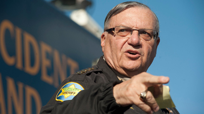 Maricopa County Sheriff Joe Arpaio (Reuters / Laura Segall)