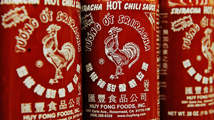 California town sues hot sauce company for contaminating air with chili