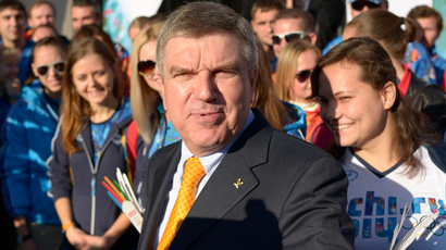 International Olympic Committee (IOC) President Thomas Bach (AFP Photo / Mikhail Mordasov)