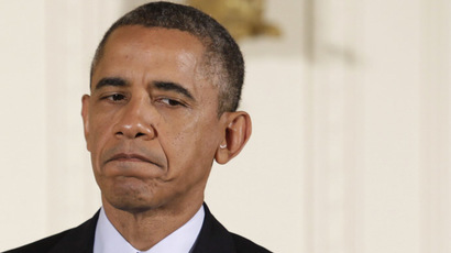 'Untrustworthy and dishonest': Obama's popularity hits all time low