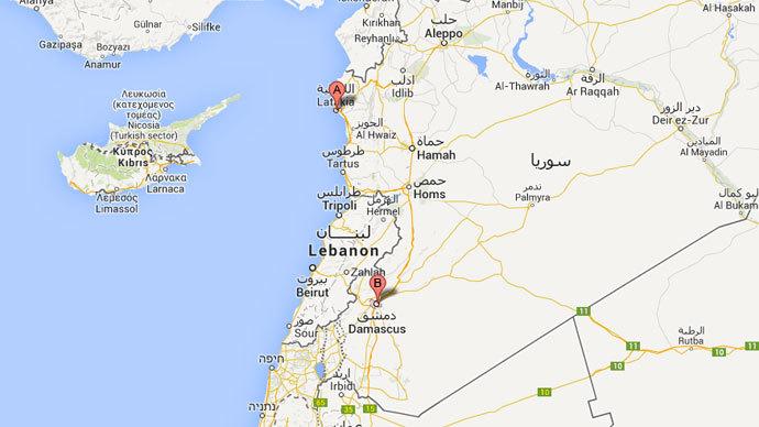 Israeli planes strike Syrian military base to destroy ...