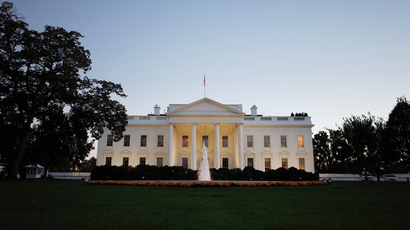 The White House, Washington, DC (AFP Photo / Mandel Ngan)