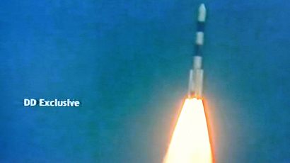 India blasts into elite space club with successful launch of cryogenic rocket