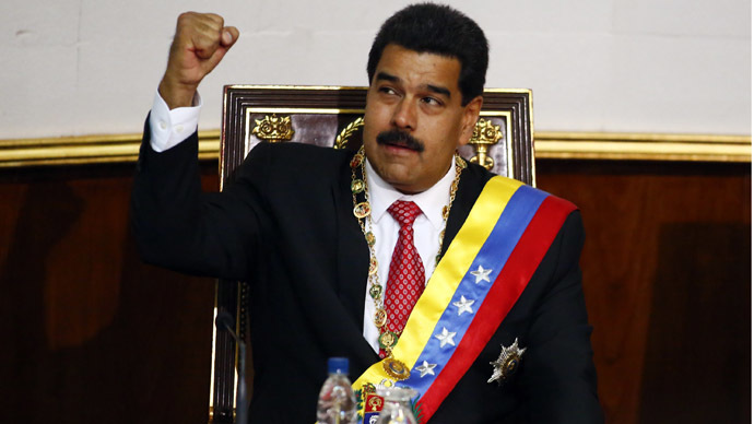Leak reveals plot to destabilize Venezuelan govt