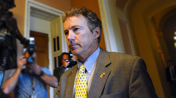 US Senator Rand Paul, R-KY (AFP Photo / Jewel Samad)