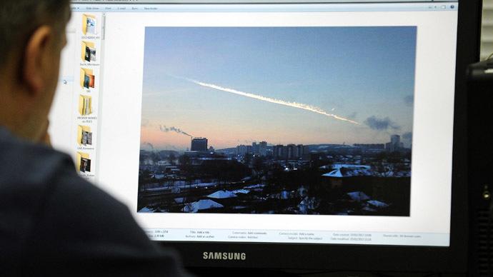Russian meteor shows 20,000,000 space rocks threaten Earth, scientists warn