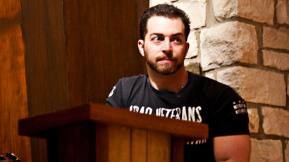 Libertarian activist Adam Kokesh (Photo by Rita Quinn / flickr.com)