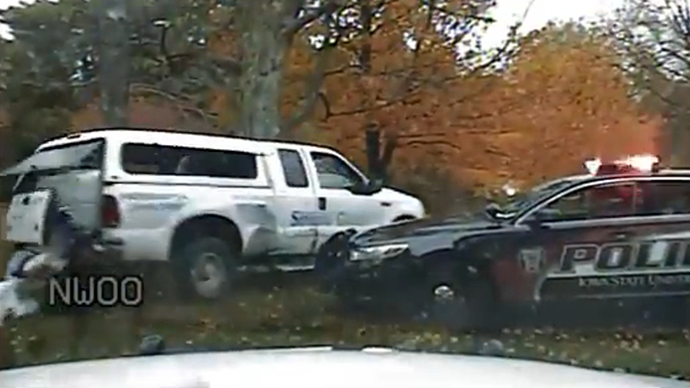 Dad calls cops on son for taking truck, teen shot dead during chase