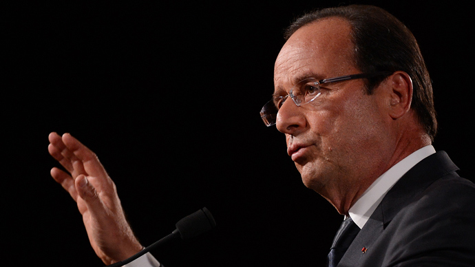 Not fast enough: S&P knocks French credit rating to AA from AA+