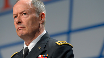 National Security Agency Director Gen. Keith Alexander  (Reuters / Doug Kapustin)