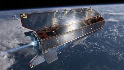 Space fishing: Japan to test 'magnetic net' for space junk