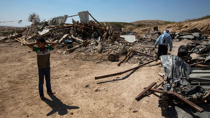 Israel to demolish Bedouin village for national-religious Jewish town