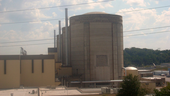 Radioactive leak found in reactor at S. Carolina nuclear plant, one of largest in US