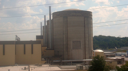 Oconee Nuclear Station (Photo from wikipedia.org)