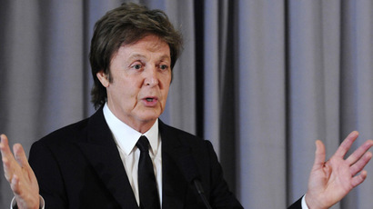 Paul McCartney (Reuters/Jonathan Ernst)