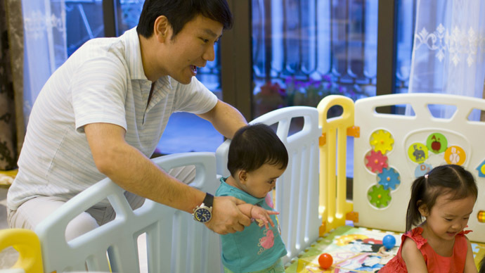 Sweeping reforms: China to abolish labor camps, ease one-child policy