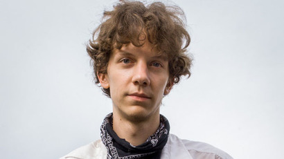 Jeremy Hammond (Photo from freejeremy.net)